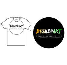 Load image into Gallery viewer, Custom Deshbhakt T-Shirt