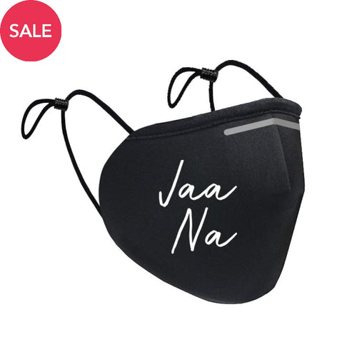 Jaa Na Chomu 5-Layer Antibacterial Form-Fitting Reusable Face Mask (3 Pack)