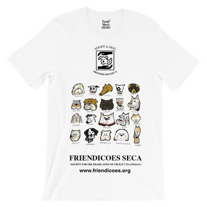 Friendicoes Adpot-A-Dog T-Shirt