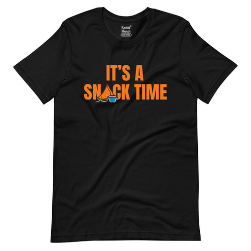 Sarkaari Karyalay | It's a snack time T-shirt | Binge!