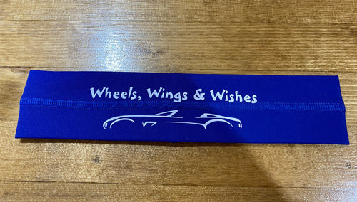 Wheels, Wings & Wishes Headband