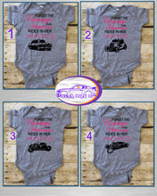 Load image into Gallery viewer, Cat Heartbeat Infant Bodysuit (short or long sleeve)