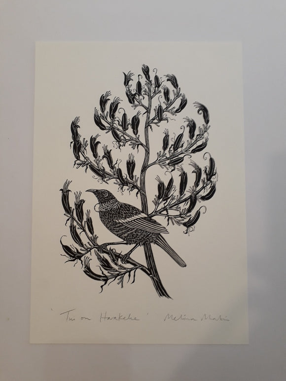 Native Tui Print (A4)