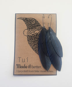 Tui Upcycled Earrings