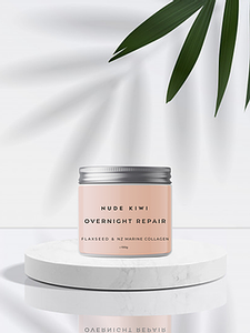 Overnight Repair Cream (Flaxseed & Collagen)