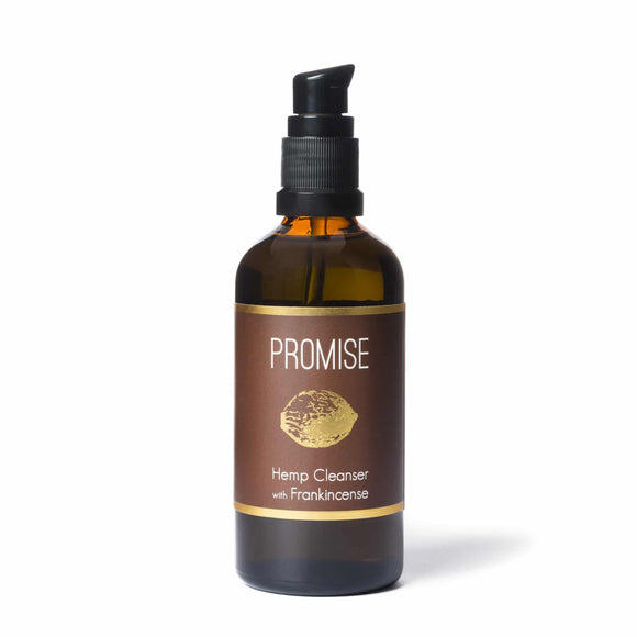 Hemp Cleansing Oil with Frankincense (100ml)