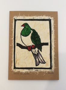 Handmade Native Bird Greeting Cards (15 Designs)