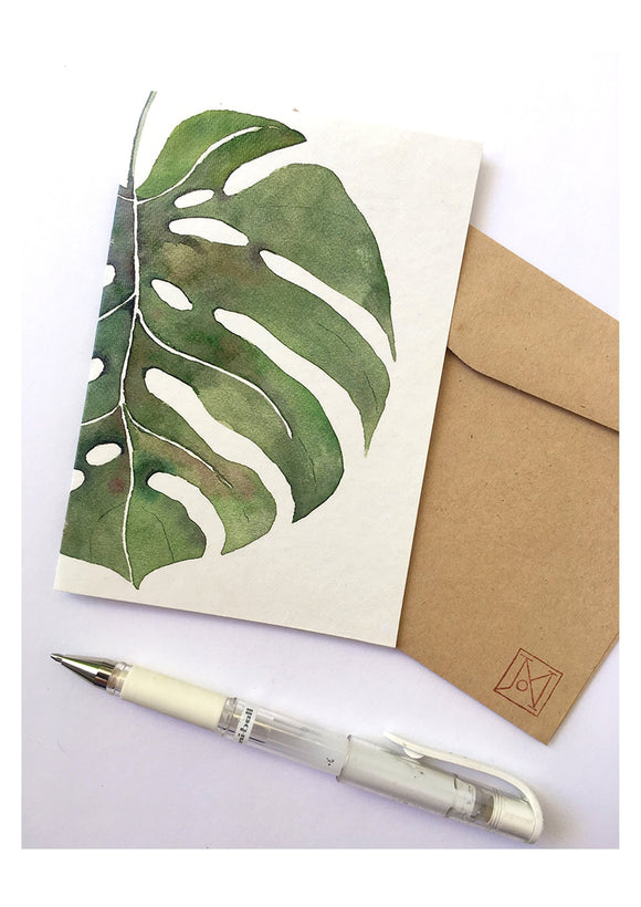 Botanical Greeting Cards (15 Designs)