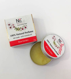 Natural Solid Perfume (6 Scents)