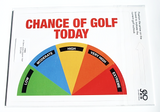 Golf-O-Meter (Interactive Magnet)