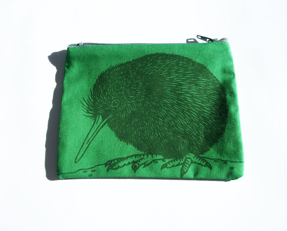 Kiwi Coin purse (Green)