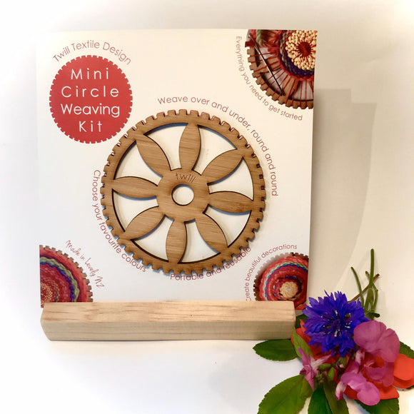 (Mini) Circle Weaving Kit
