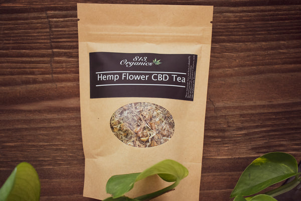 Hemp Flower Tea (Nightime Blend)