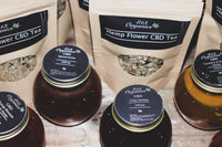 Hemp Tea & CBD Honey Bundle
