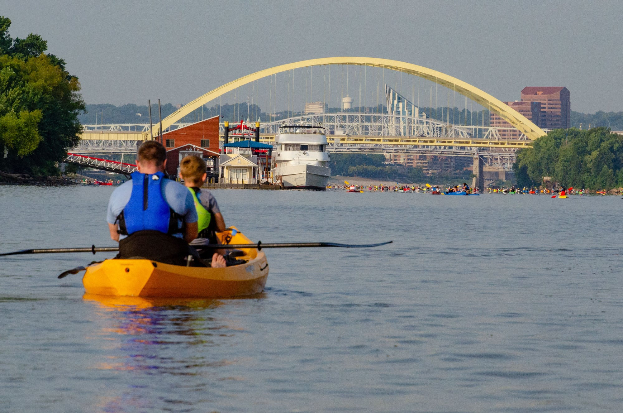 Paddlefest 2018 - Ohio River