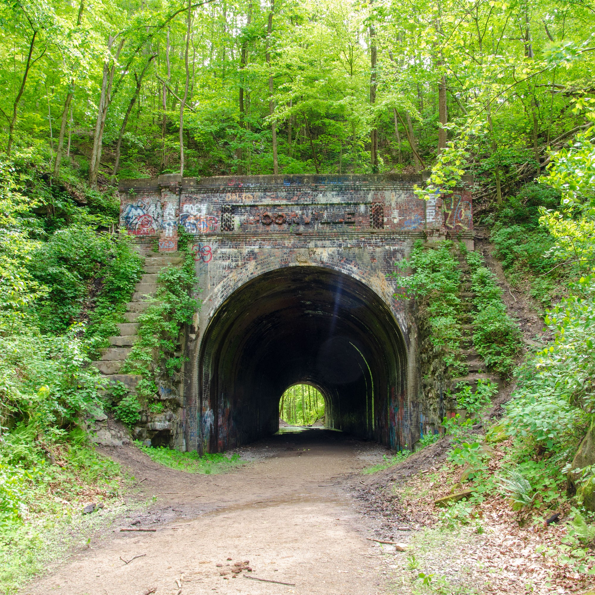 Hike 16 of 52-Moonville Rail Trail