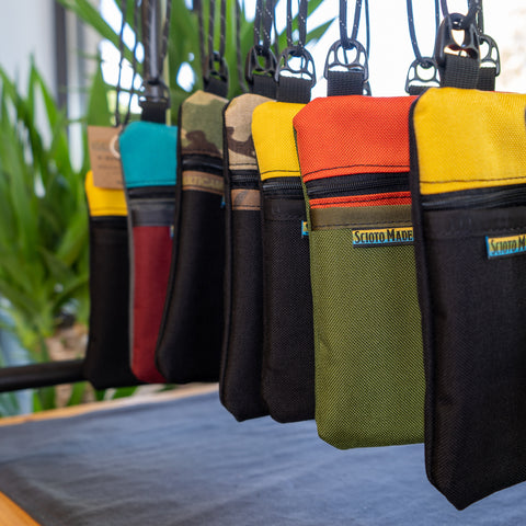 The Shop - Scioto Made Retail Location X-Over Lite Bags
