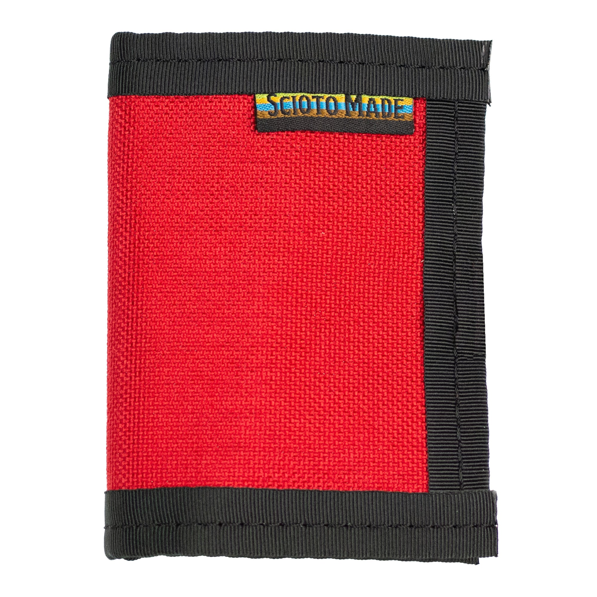 Bifold Wallet - Red