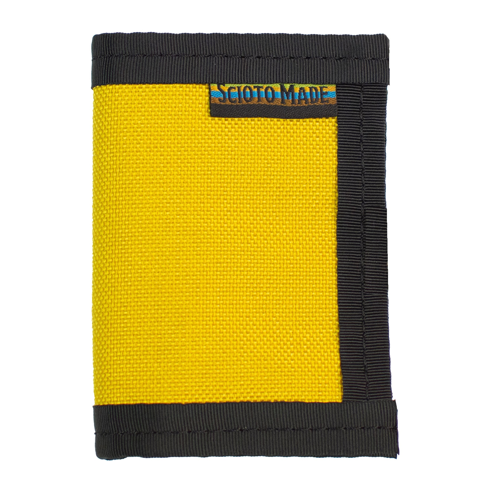 Bifold Wallet - Yellow