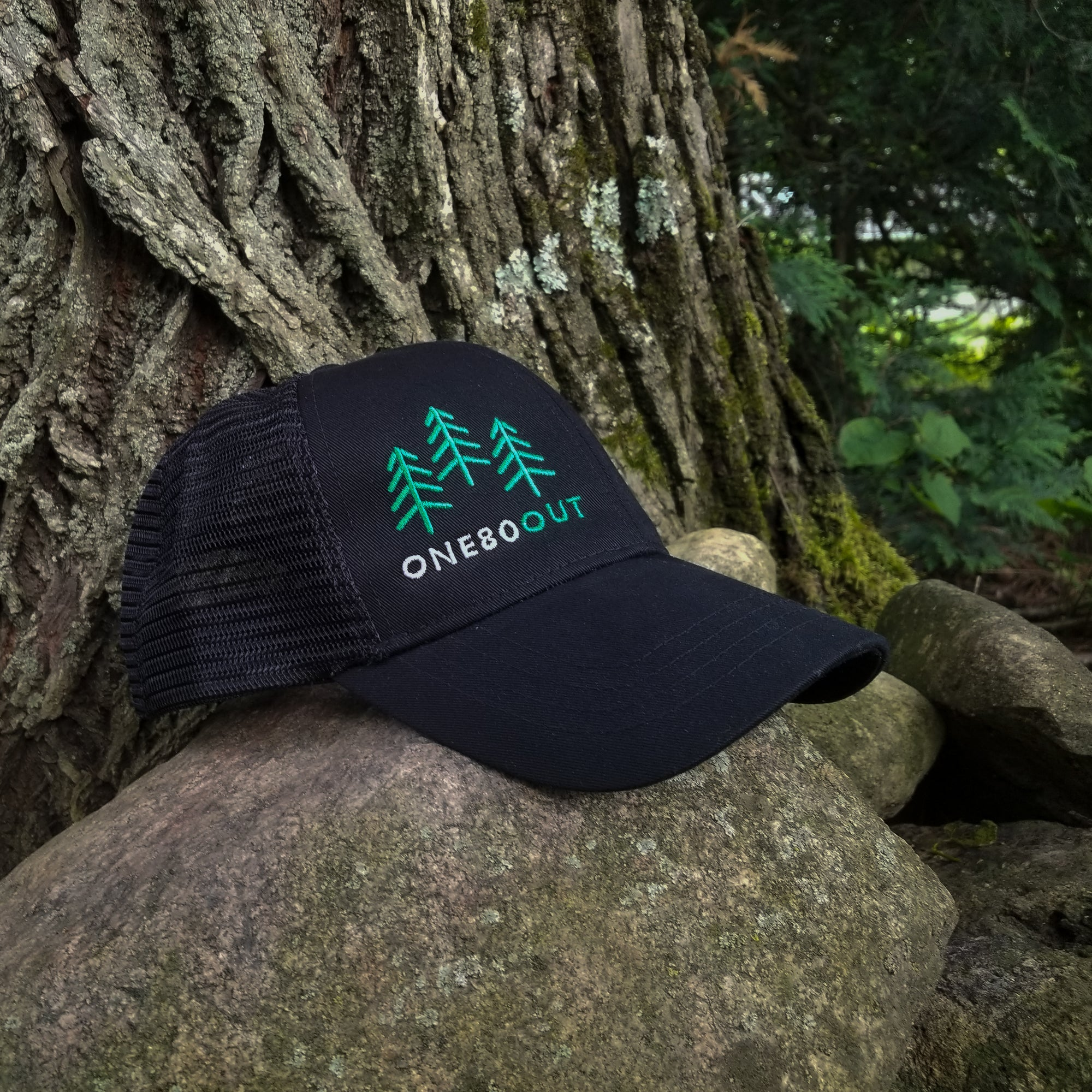3 Trees Eco-Friendly Trucker Hat