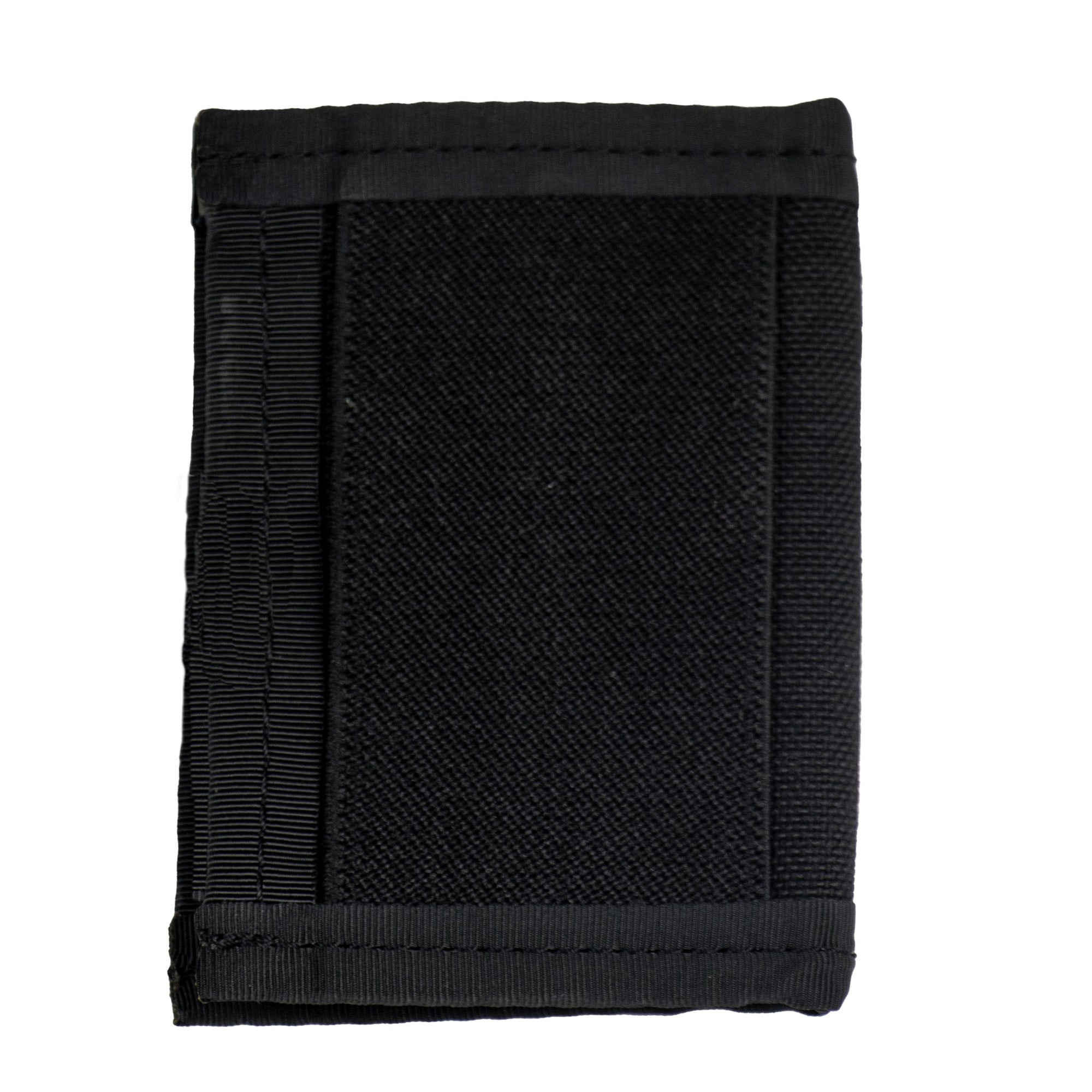 Front Pocket Bifold Wallet - Black