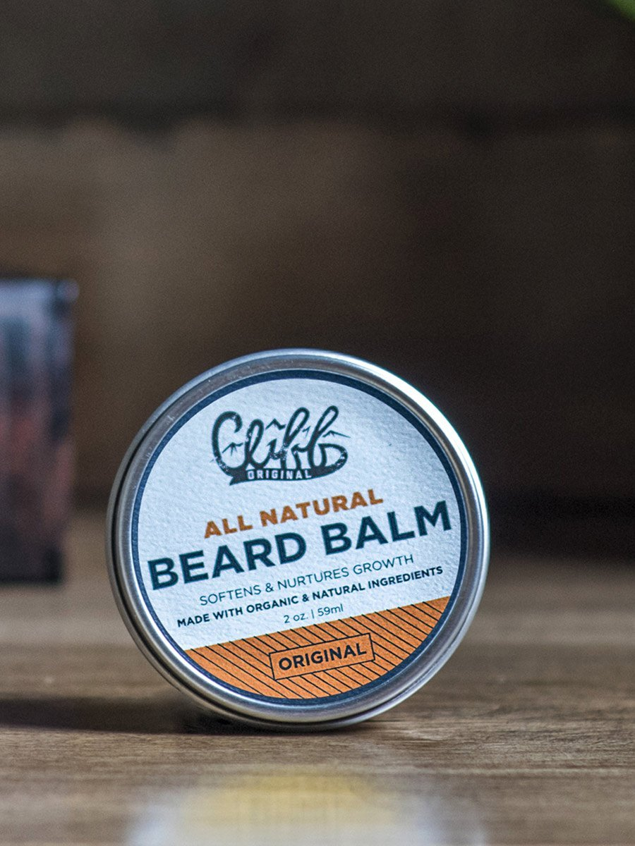 Cliff Original Beard Balm Puck