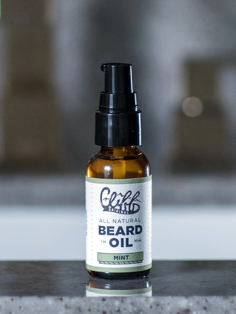 Cliff Original Beard Oil - Mint
