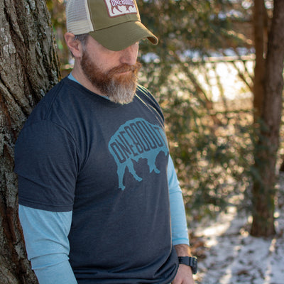 Men's Bison T-Shirt