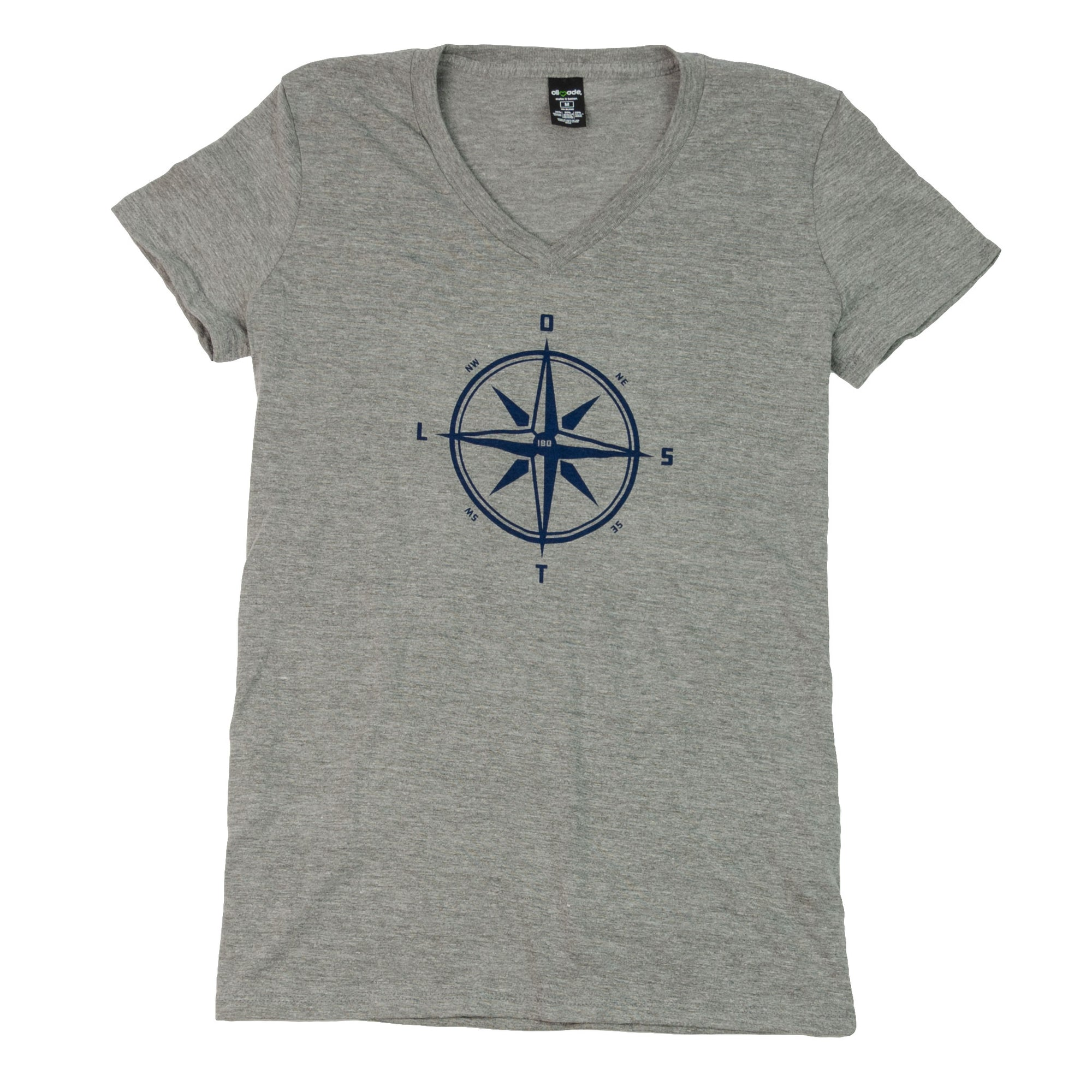 Women's LOST Compass T-Shirt