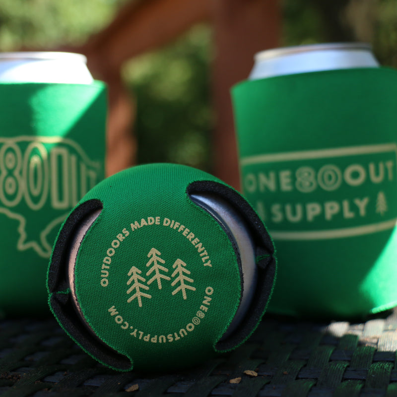 One80Out Supply Eco-Foam Can Kooler