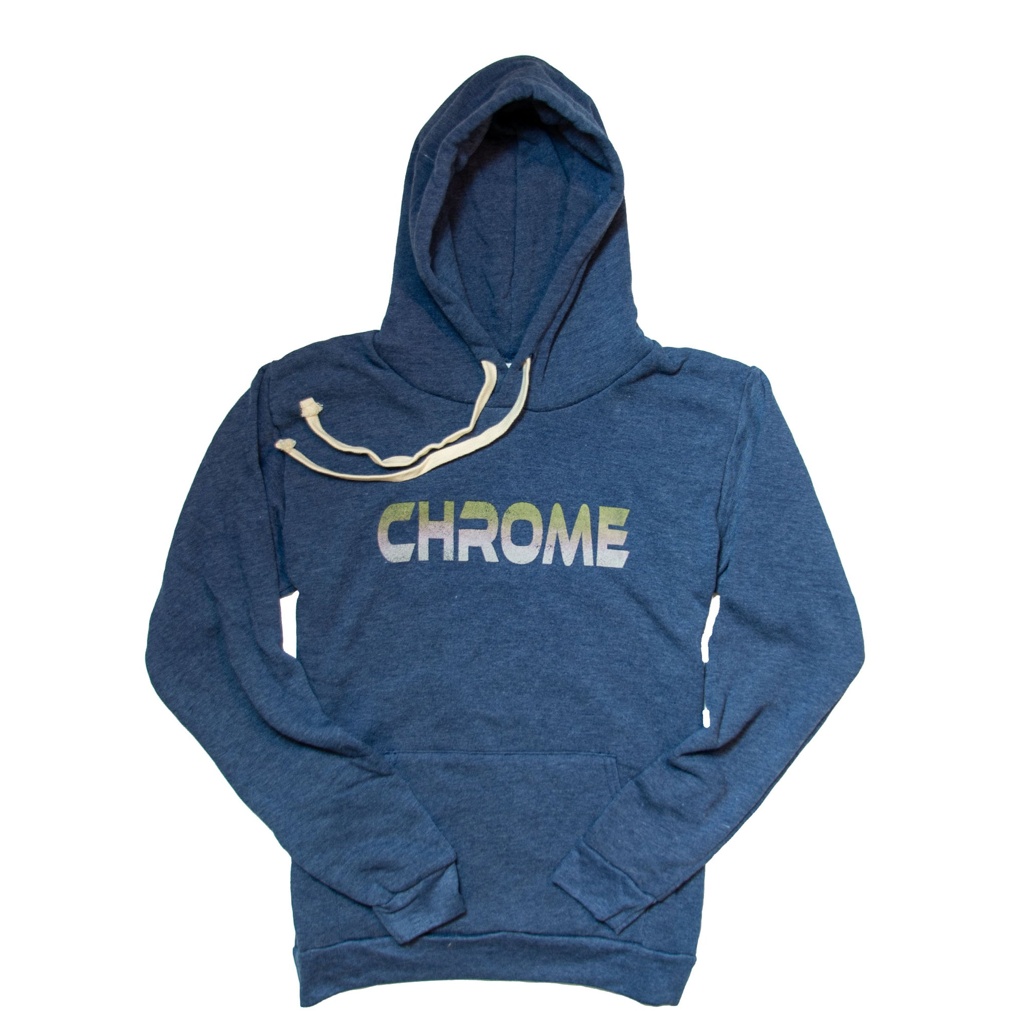 CHROME Triblend Pullover Hoodie