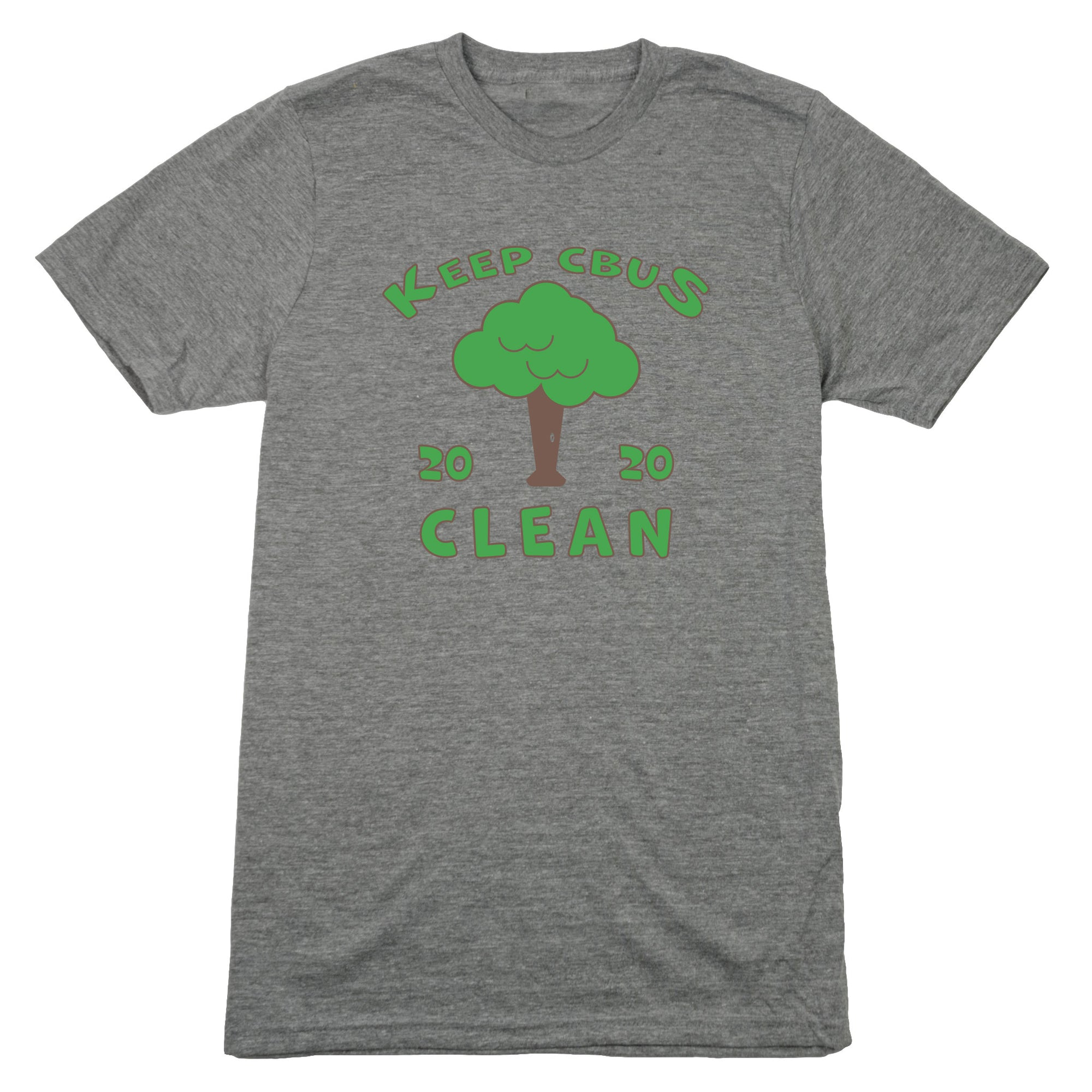 Men's Keep Columbus Clean 2020 T-Shirt