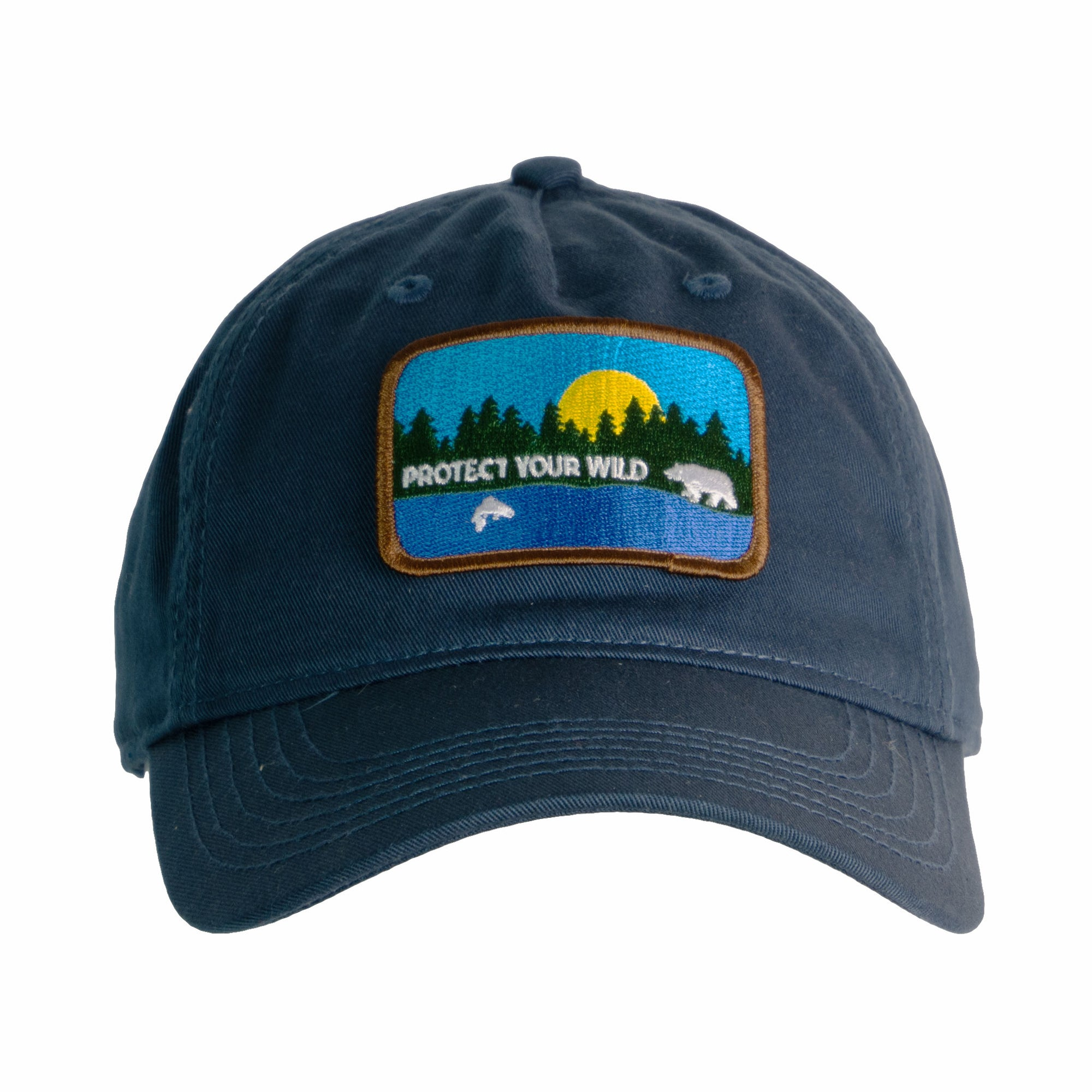 PROTECT YOUR WILD Organic Cotton Hat