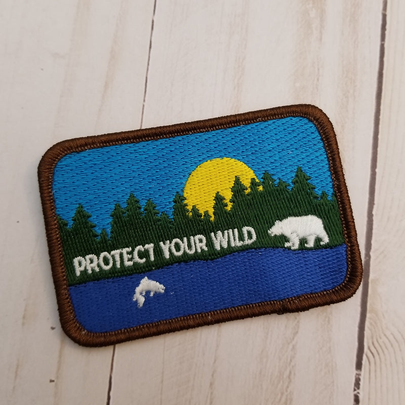 PROTECT YOUR WILD Patch