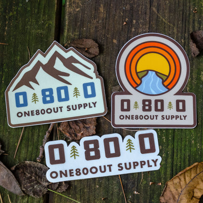 Surprise Sticker 3 Pack