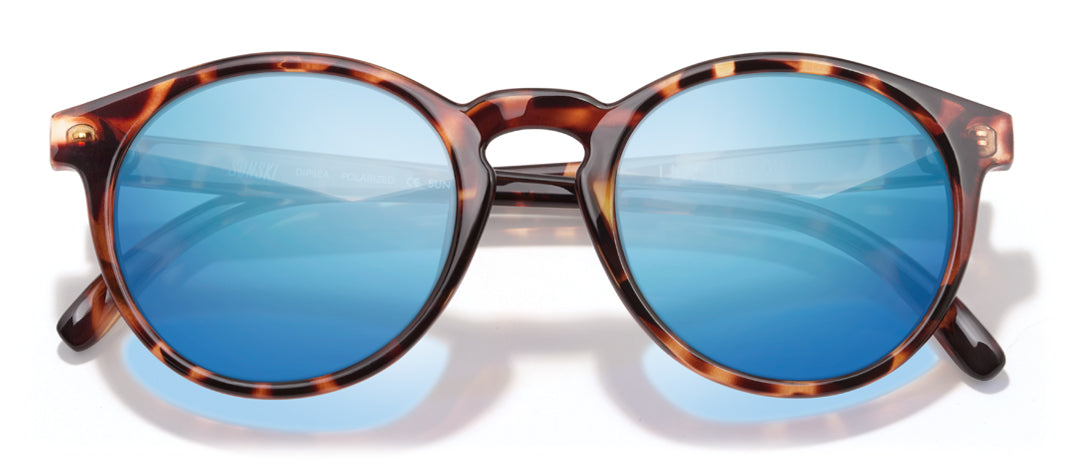 Sunski Dipsea Tortoise Polarized Sunglasses