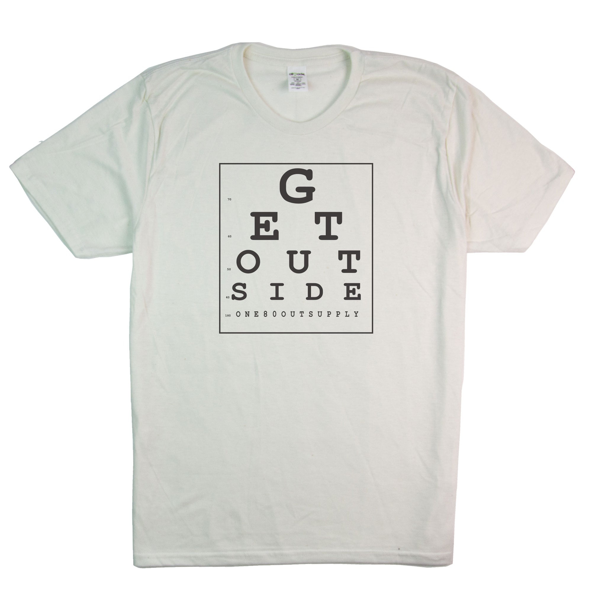 Men's Eye Chart T-Shirt
