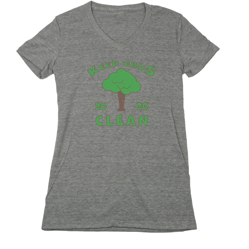 Women's Keep Columbus Clean 2020 T-shirt