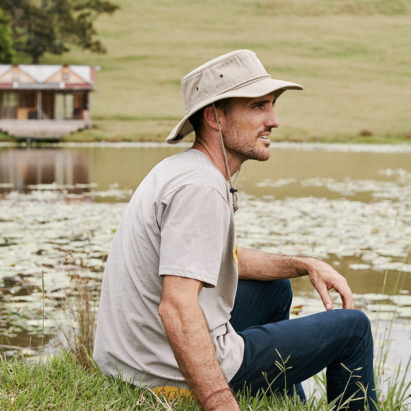 Aussie Surf Organic Cotton Hat