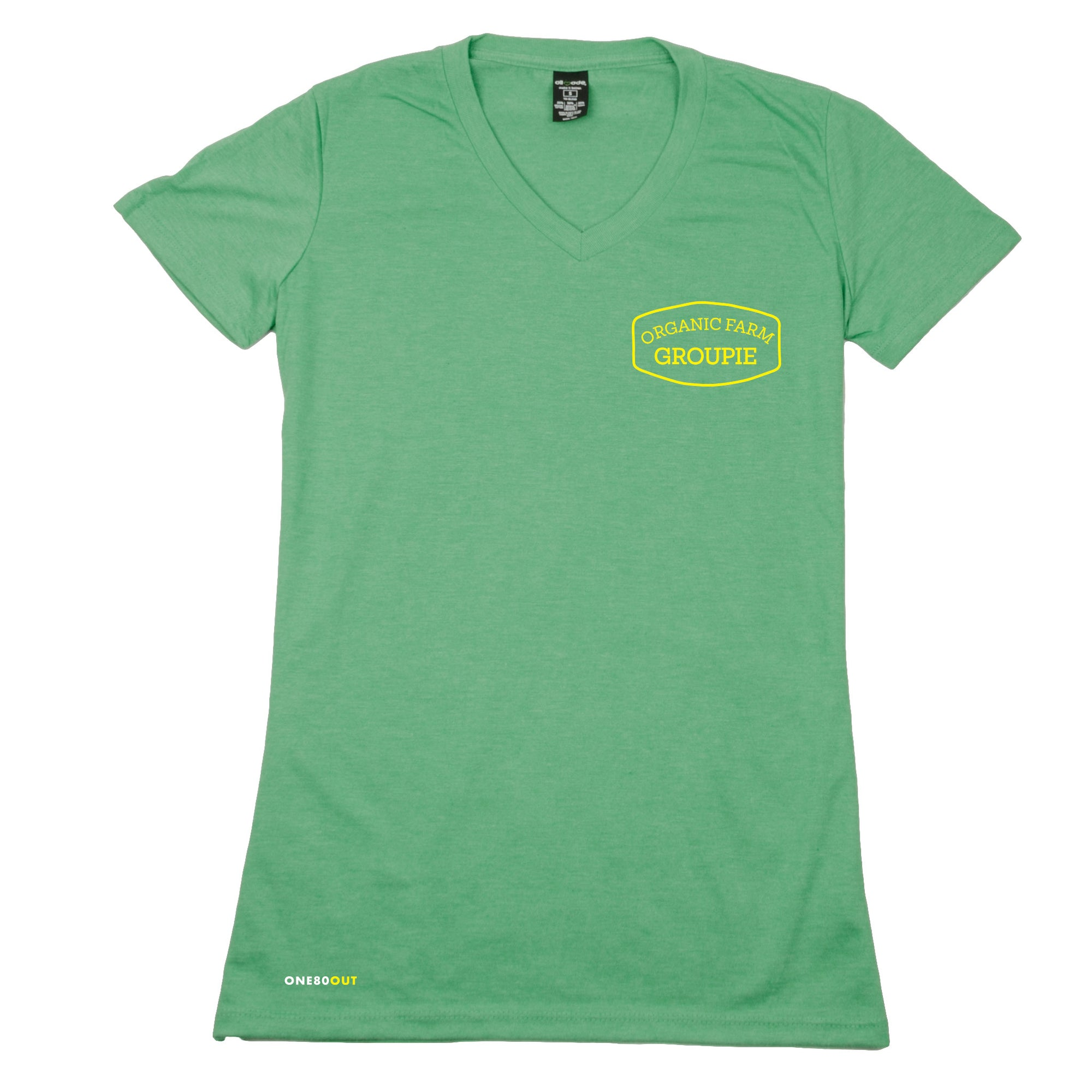 Women's Organic Farm Groupie T-Shirt