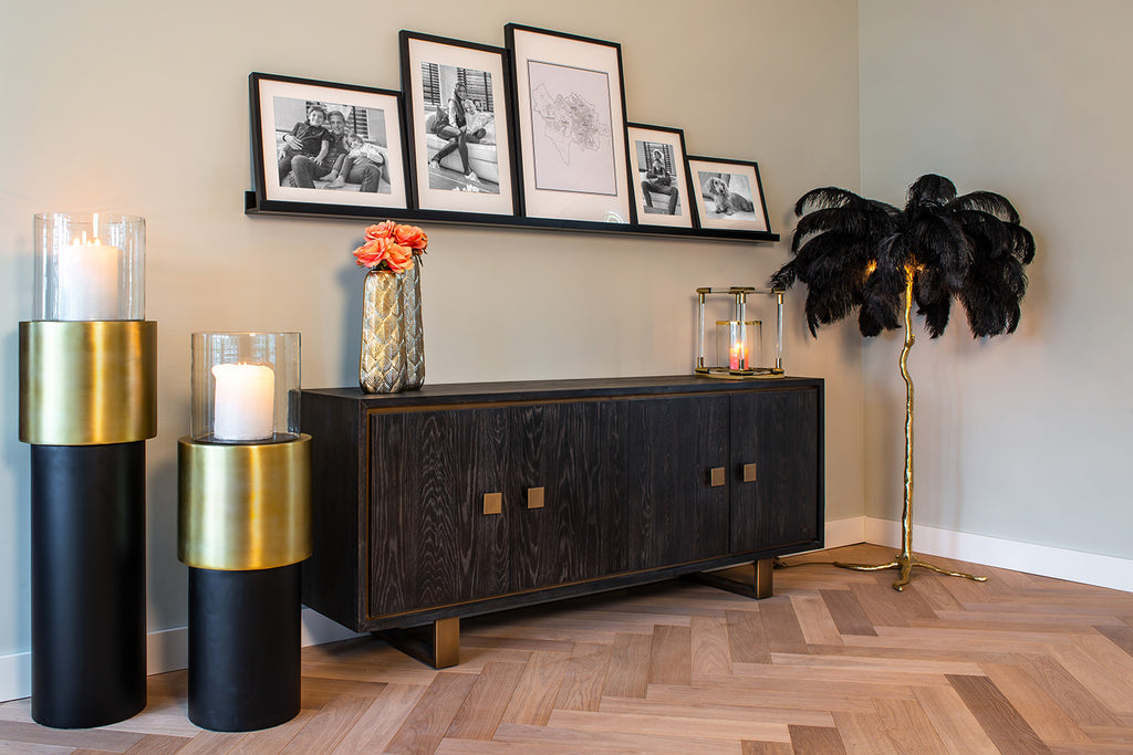 Veren Vloerlamp Burlesque | Richmond Interiors