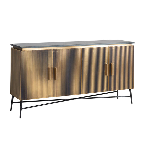 Vintage Dressoir Ironville 4-deuren | Richmond Interiors
