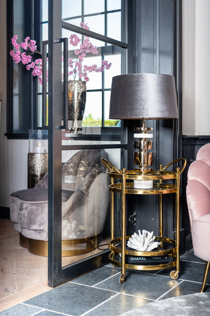 Chique Fauteuil Olivia - Velours | Richmond Interiors