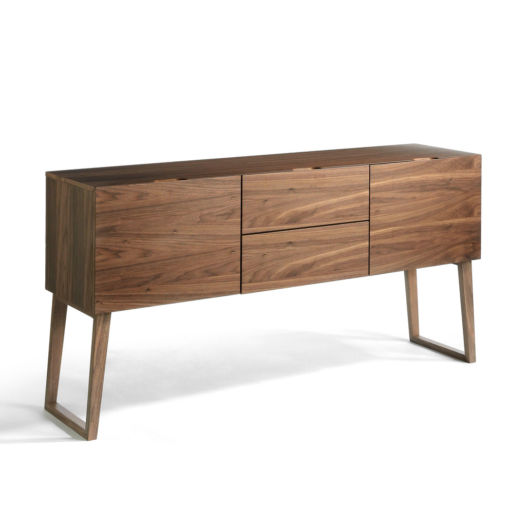 Walnoothouten Dressoir Trust | Angel Cerda