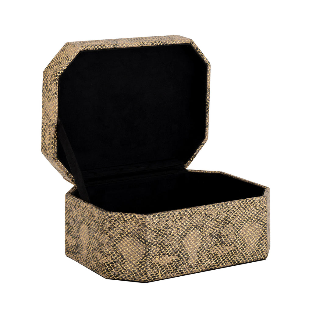 Luxe Juwelen box Jahla Snake Look | Richmond Interiors