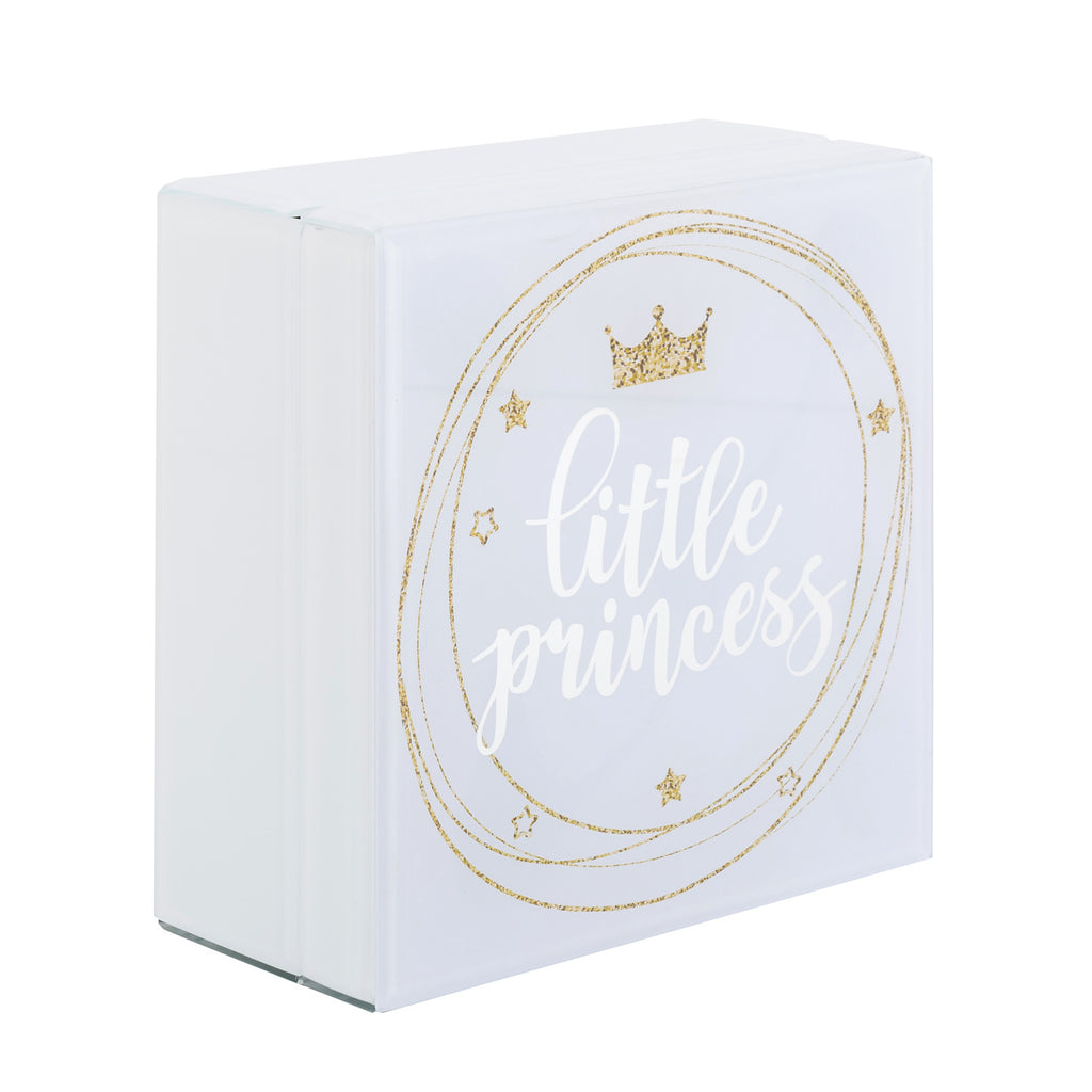 Luxe Juwelen box Little Princess - Wit | Richmond Interiors