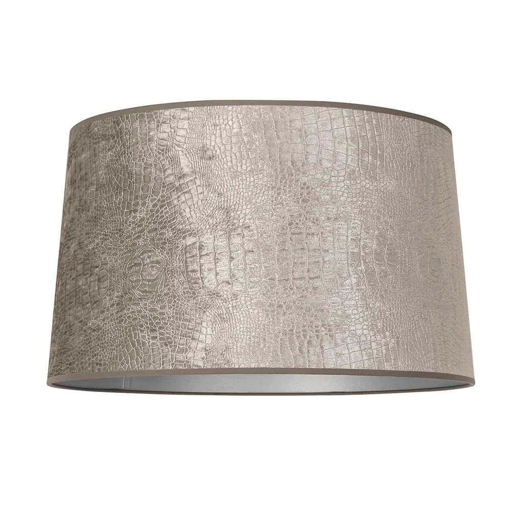 Ronde Lampenkap Marly Chelsea - Zilver - Medium | Richmond Interiors