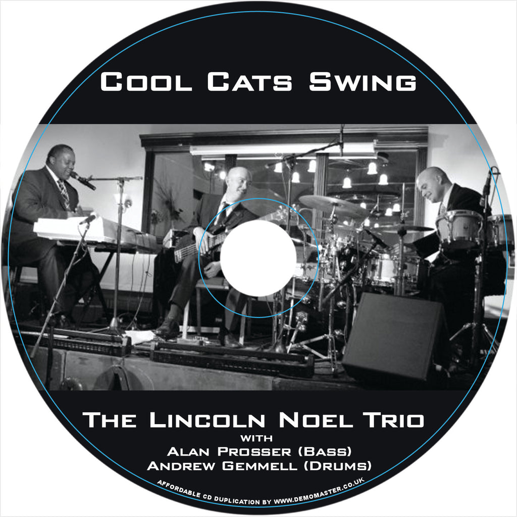 'Cool Cats That Swing' by The Lincoln Noel Trio
