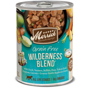Merrick | Grain Free Wilderness Blend