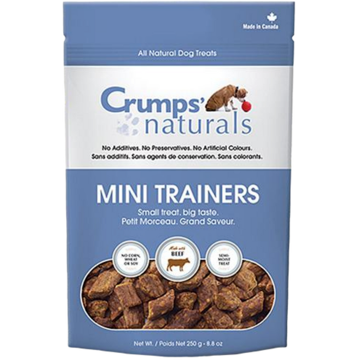 Crumps Natural Semi Moist Mini Trainers